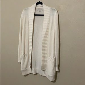 Cozy Thick-Knit Cardigan